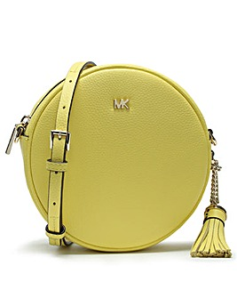 Michael Kors Canteen Circular Cross-Body