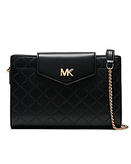 Michael Kors Large NS Embossed Clutch