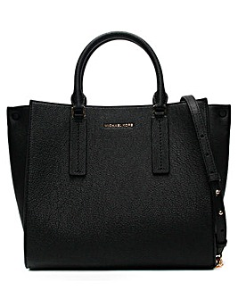 Michael Kors Alessa Large Satchel Bag