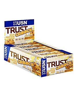 USN 12 White Cookie Dough Bars