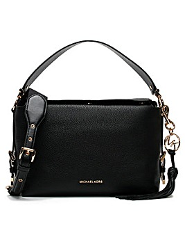 Michael Kors Medium Brooke Satchel Bag