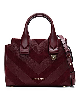 Michael Kors Small Rollins Satchel Bag