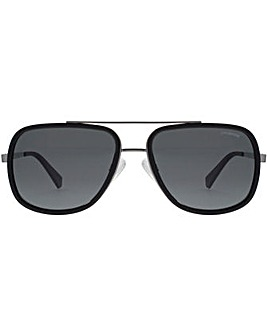 Polaroid Square Pilot Sunglasses
