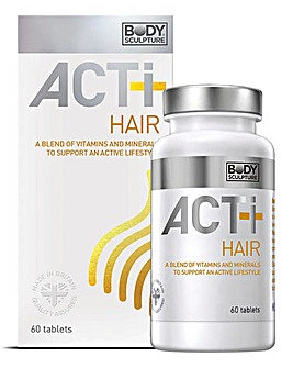 Body Sculpture Acti-Hair 60 Tablets