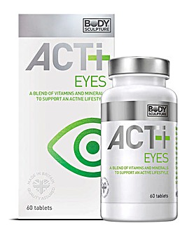 Body Sculpture Acti-Eye 60 Tablets