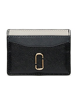 Marc Jacobs Textured Leather Card Case