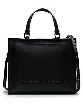 Marc Jacobs Box Leather Shopper Bag
