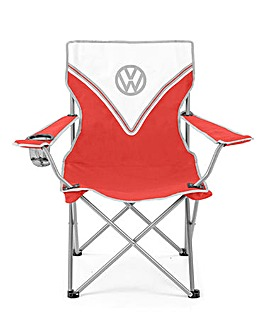 VW Camping Chair - Red