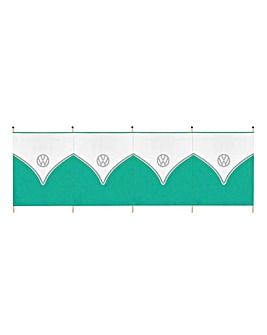 VW 5 Pole Tall Windbreak - Green