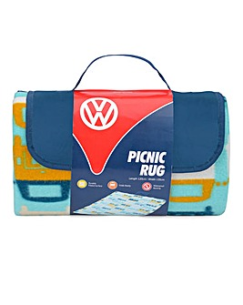 VW Beach Family Beach Mat