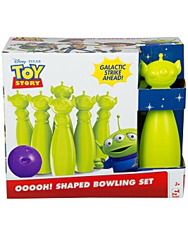 Toy Story Shaped Bowling set