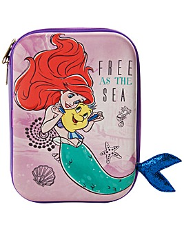 Ariel pencil case with tail