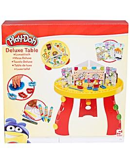 Playdoh Activity Table