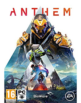 Anthem PC Code in a Box