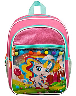 Fingerlings Junior Backpack with Pocket