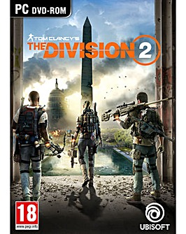 Tom Clancys The Division 2 PC CD
