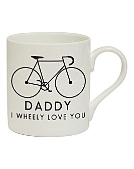 Wheely Love You Mug