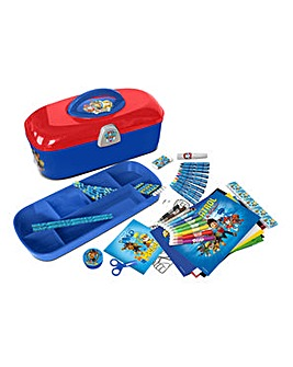 Paw Patrol My Toolbox 60pc Creative Set