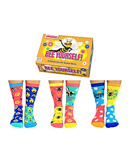 Bee Yourself Oddsocks