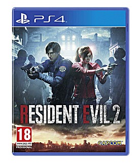 Resident Evil 2 - Remake PS4