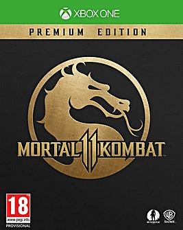 Mortal Kombat 11 Premium Edition XB1