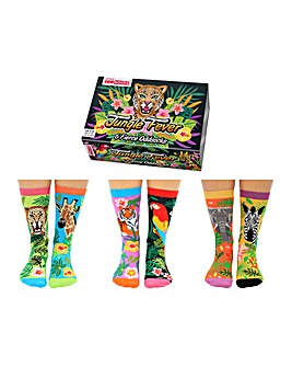 Jungle Fever Oddsocks
