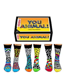 You Animal Oddsocks