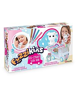 Fuzzikins Ice Cream Van Bag