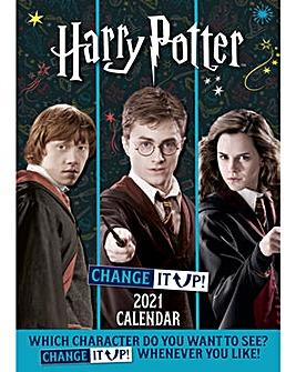 Harry Potter A3 Calendar