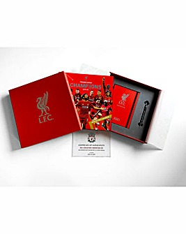 Liverpool Musical Gift Box Set