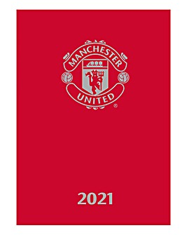 Manchester United A5 Diary