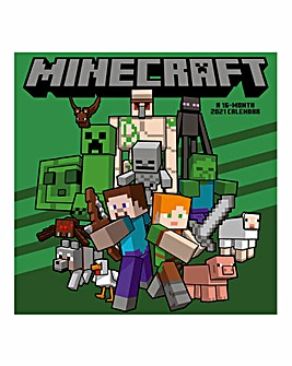 Minecraft Calendar