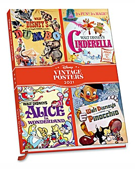 Disney Vintage A5 Diary