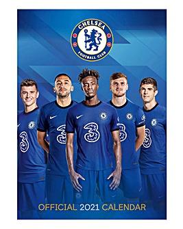 Chelsea A3 Calendar
