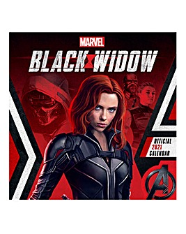 Black Widow Calendar