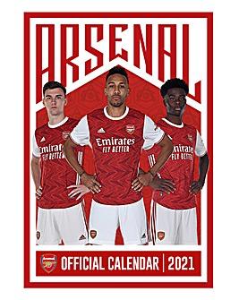 Arsenal A3 Calendar