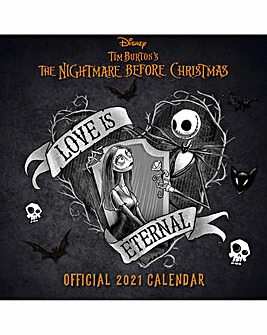 Nightmare Before Christmas Calendar