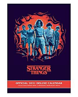 Strange Things A3 Calendar