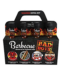 Barbecue Bad Boys Sauce Selection