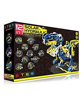 Solar Hydraulic Construction Kit