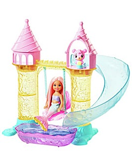 Barbie Chelsea Doll Mermaid Playset