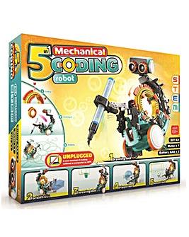 3 in 1 Keypad Coding Robot