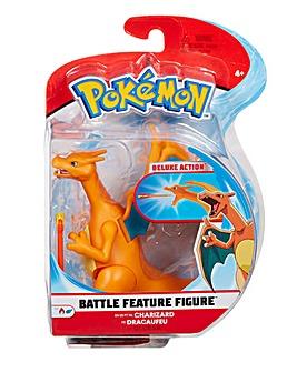 Pokemon Battle Feature 4.5inch Charizard