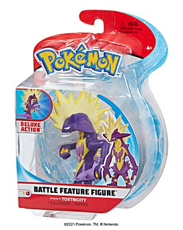 Pokemon Battle Feature 4.5inch Toxtricity