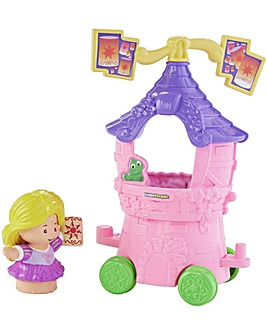 Disney Princess Rapunzel Float
