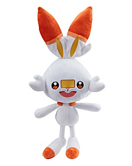 Pokemon 8inch Scorbunny Plush