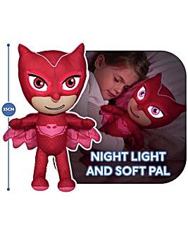 PJ Masks Owlette GoGlow Pal