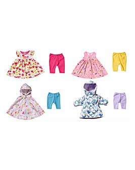 BABY Born 4 Seasonal Outfit Set 43cm