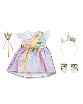 BABY Born Fantasy Deluxe Princess Outfit 43cm