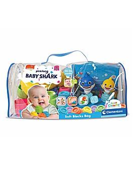 Clementoni Baby Shark Clemmy Playset Bag